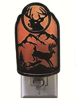 Woodland Deer Nightlights