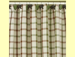 Nature's Path Shower Curtain - 72