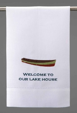 Welcome to the Lake - Set of 2