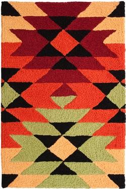 Aztec Blanket Rug 21
