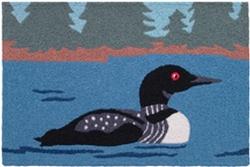 Loon on the Lake Rug - 21