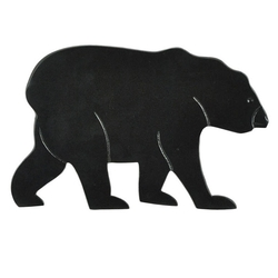 Bear Cast Iron Trivet