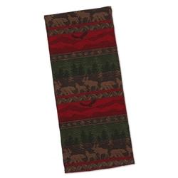 Wilderness Stripe Jacquard Dish Towel - Set of 2