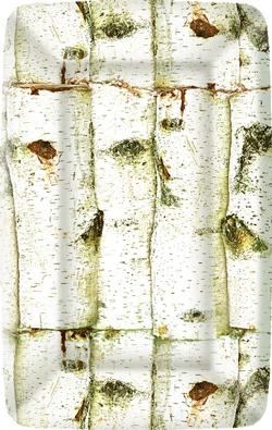 Birch Paper Dessert Plates - 9