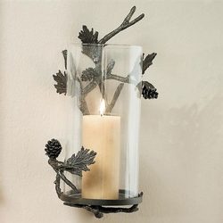 Pinecone Wall Sconce