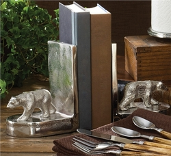Bear Bookends - Set of 2
