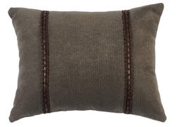 Rocky Mountain Elk Raven Pillow