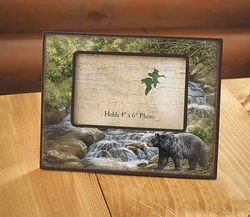 Shadow Bear Picture Frame - 4