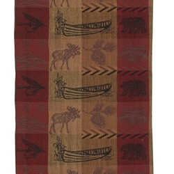 High Country Woods Table Runner - 2 sizes