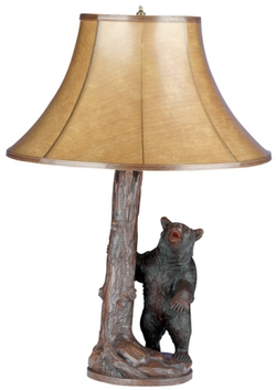 Tree Bear Table Lamp