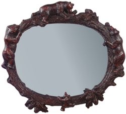 Circle of Bears Mirror