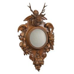 Stag Game Mirror