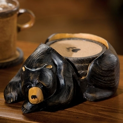 Bear Coaster - Set of 4