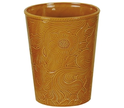 Savannah Waste Basket - Mustard