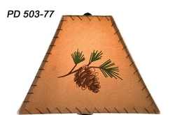 Pine Bluff Lamp Shade - 12