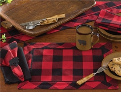Buffalo Check Placemat - Set of 2