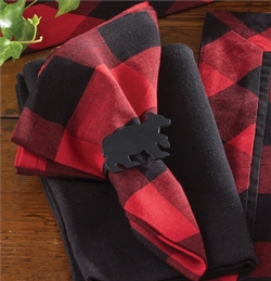Buffalo Check Napkin - Set of 2