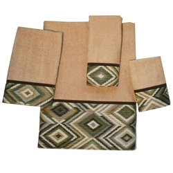 Longwood Bath and Hand Towel set