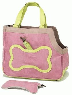 Chelsea Dog or Pet Carrier, Pink
