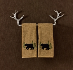 Antler Towel Bar - 16
