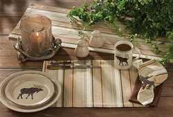 Birch Bark Placemat - Set of 2