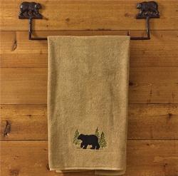 Bear Towel Bar - 24