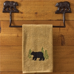 Bear Towel Bar - 16