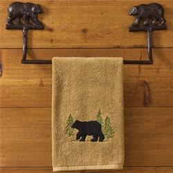 Bear Towel Bar - 16
