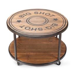 BIG SHOT Coffee Table