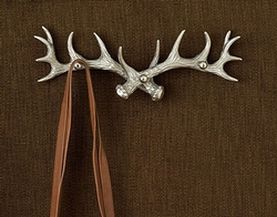 Antler Three Arm Hook