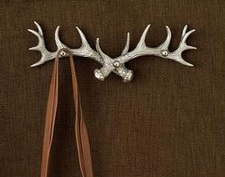 Antler Three Arm Hook