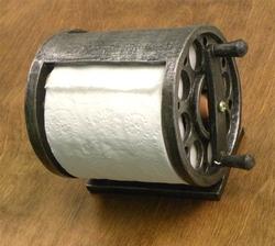 Custom Toilet Paper Holder | Interior Design Ideas