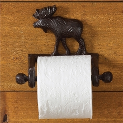 Moose Toilet Tissue Holder