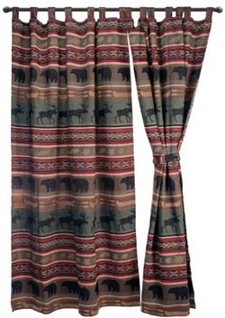 Backwoods Curtains