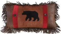 Rambling Bear Pillow