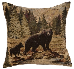 Hudson II Square Pillow
