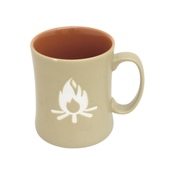 Fire Coffee Mug - As Featured in Country Living