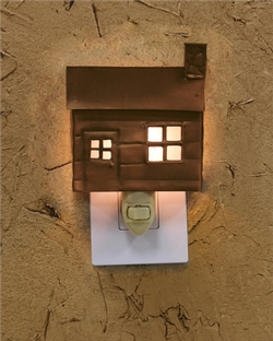 Cabin Night Light
