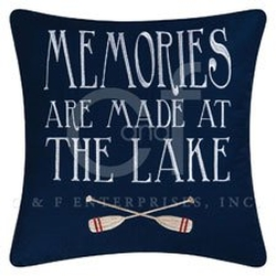 Memories Are Made Pillow