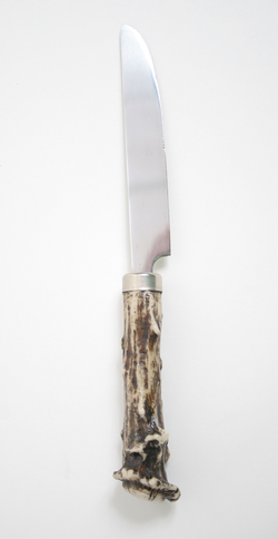 Faux Antler Knife