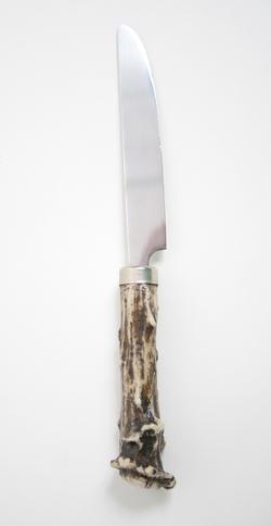 Faux Antler Knife
