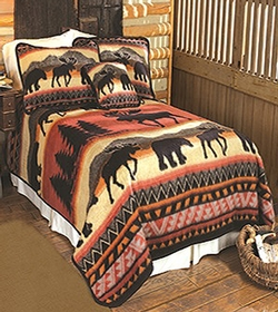 Cabin Fever Northern Territory Bed Set