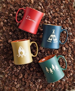 Forest Coffee Mug - As Featured in County Living