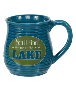Lake Mugs - Set of 4