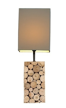 Eucalyptus Mosaic Table Lamp