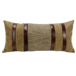 Highland Lodge Neckroll Pillow