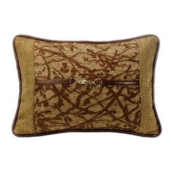 Highland Lodge Branch Accent Pillow