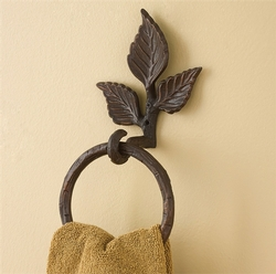 Birchwood Towel Ring