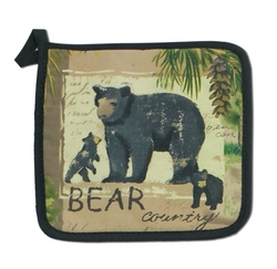 Wilderness Trail Bear Potholder