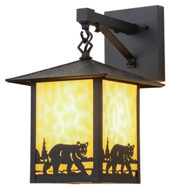 Seneca Bear Creek Hanging Wall Sconce